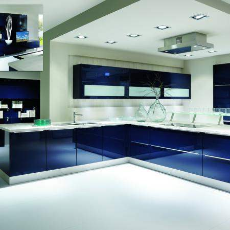 Custom Kitchen Cabinet Colors Images 14