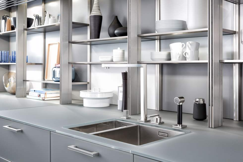 superior Leicht Kitchens Prices #6: Nine different price groups ensure that customers receive a beautiful kitchen within their price range without compromising any acclaimed LEICHT ...