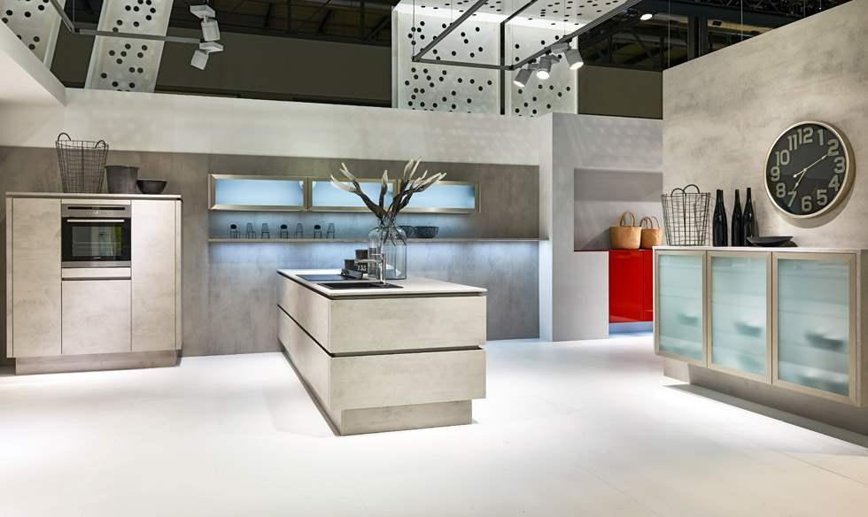 Modern kitchens manhattan for Award winning kitchen island designs