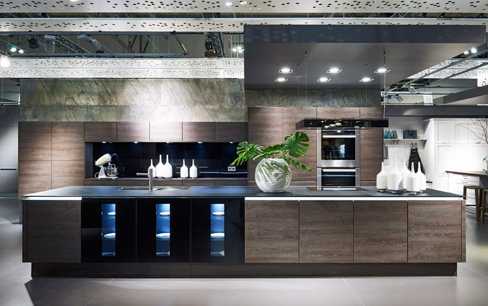 German kitchen cabinets in nyc for Modern german kitchen designs