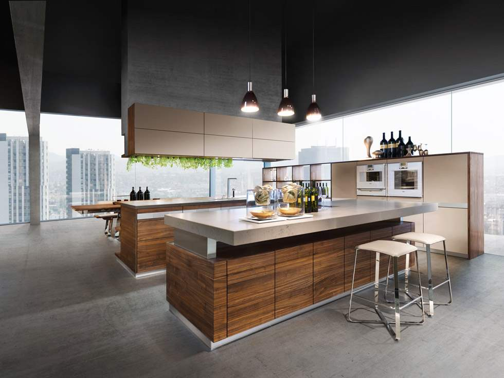 Modern kitchen cabinets in nyc for Kitchen cabinets nyc