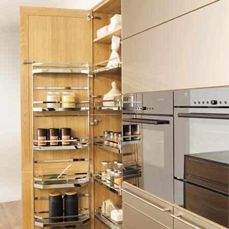 Modern Kitchen Cabinets in NYC. German Kitchen Center - tile in the kitchen