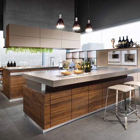 German kitchens in nyc for Modern german kitchen designs