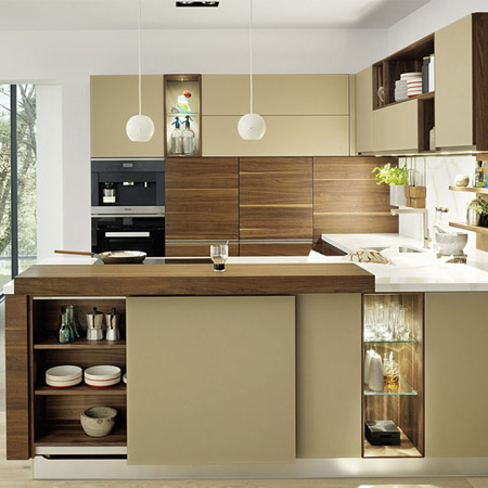 Modern Kitchen Showrooms