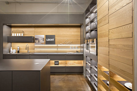 Modern Kitchens Showroom Atlanta