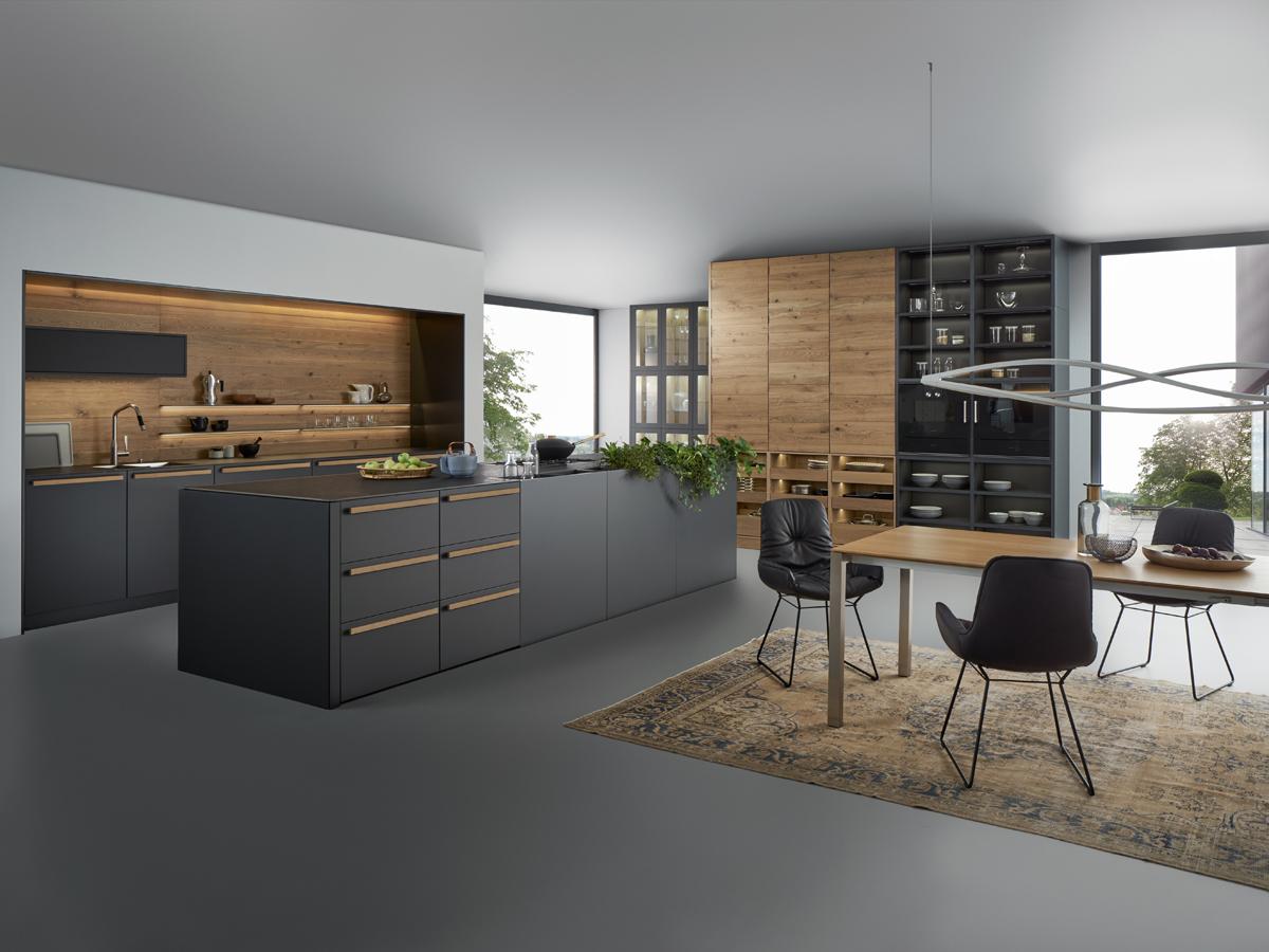 Bon Bondi Valais Kitchen