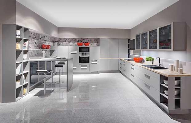 Miraculous German Kitchens Home Interior And Landscaping Fragforummapetitesourisinfo