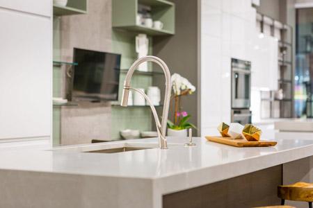 Modern Kitchens Showroom Chicago
