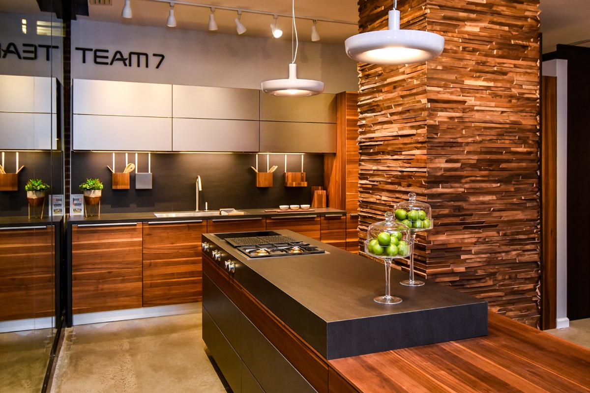 Modern Kitchens Showroom Washington, DC