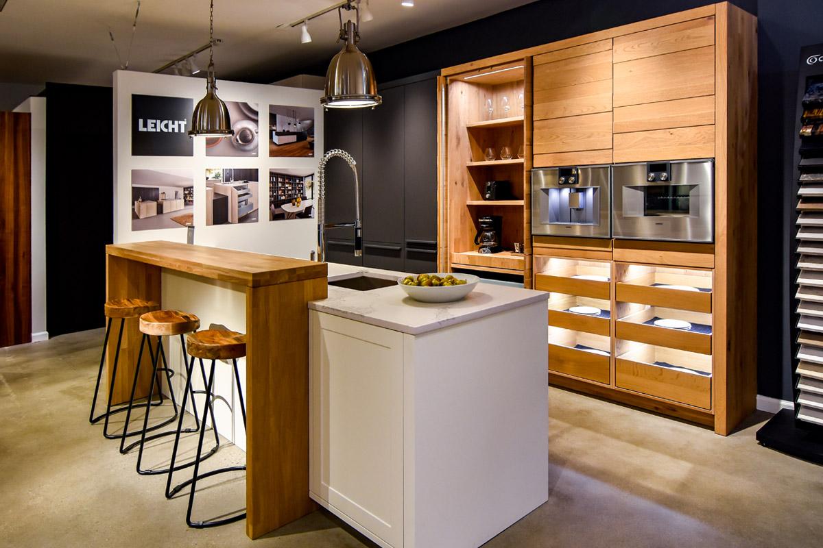 Modern Kitchens Showroom Washington Dc