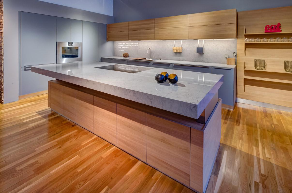 Modern Kitchens Showroom Denver