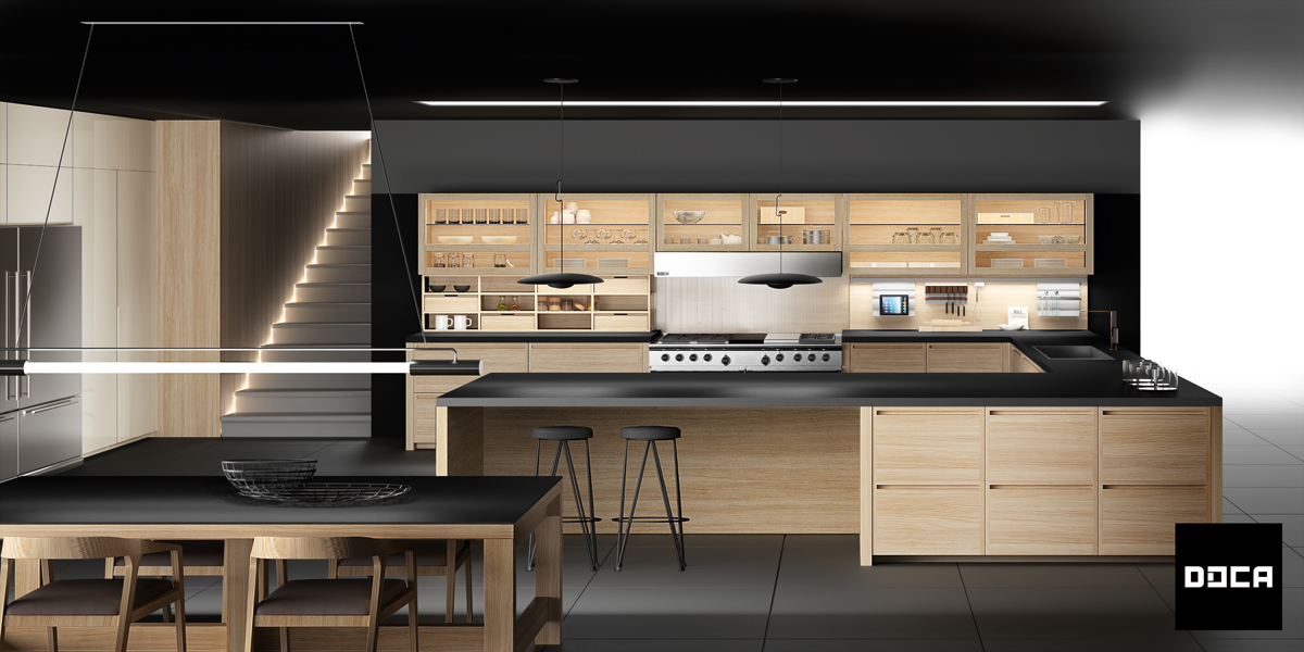 ... Winning Innovative, And Eye Catching Kitchens From Leading European  Kitchen Manufacturers Including Leicht, Nobilia, Team 7, DOCA And Matteo  Gennari.