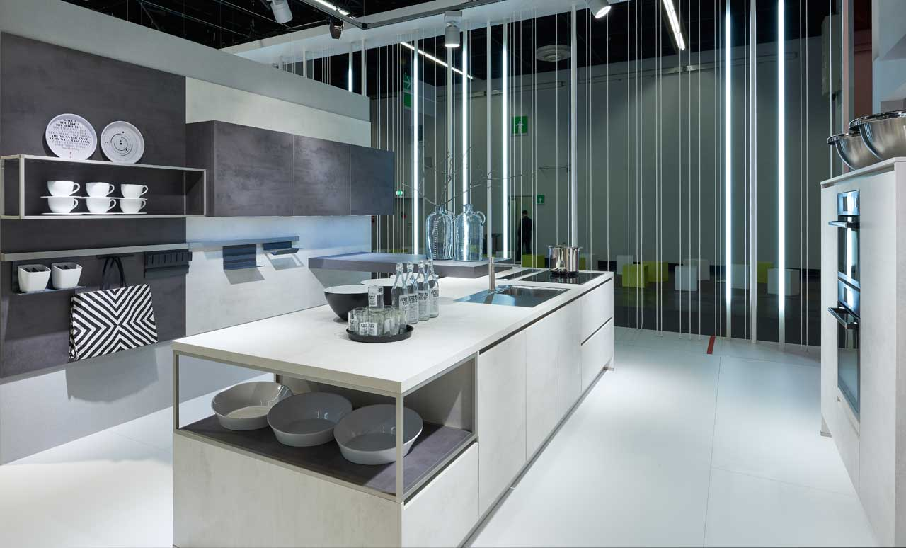 handleless kitchen cabinets in nyc