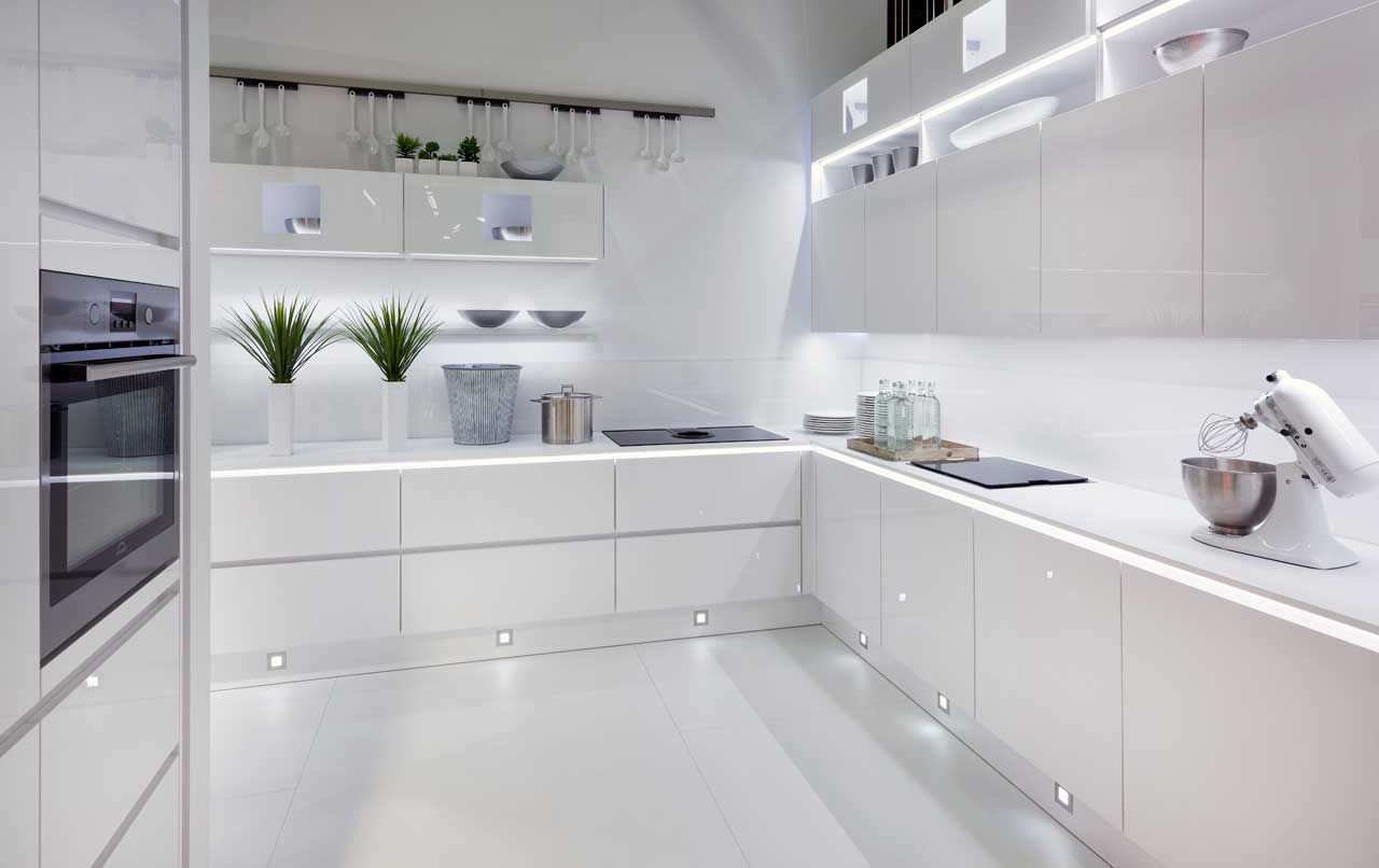 Handleless Kitchens In Nyc