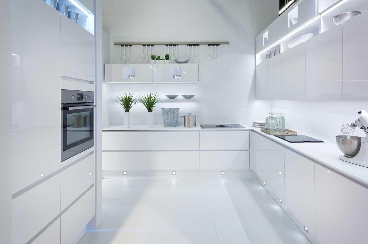 Slab Kitchen Cabinets near North Miami, FL