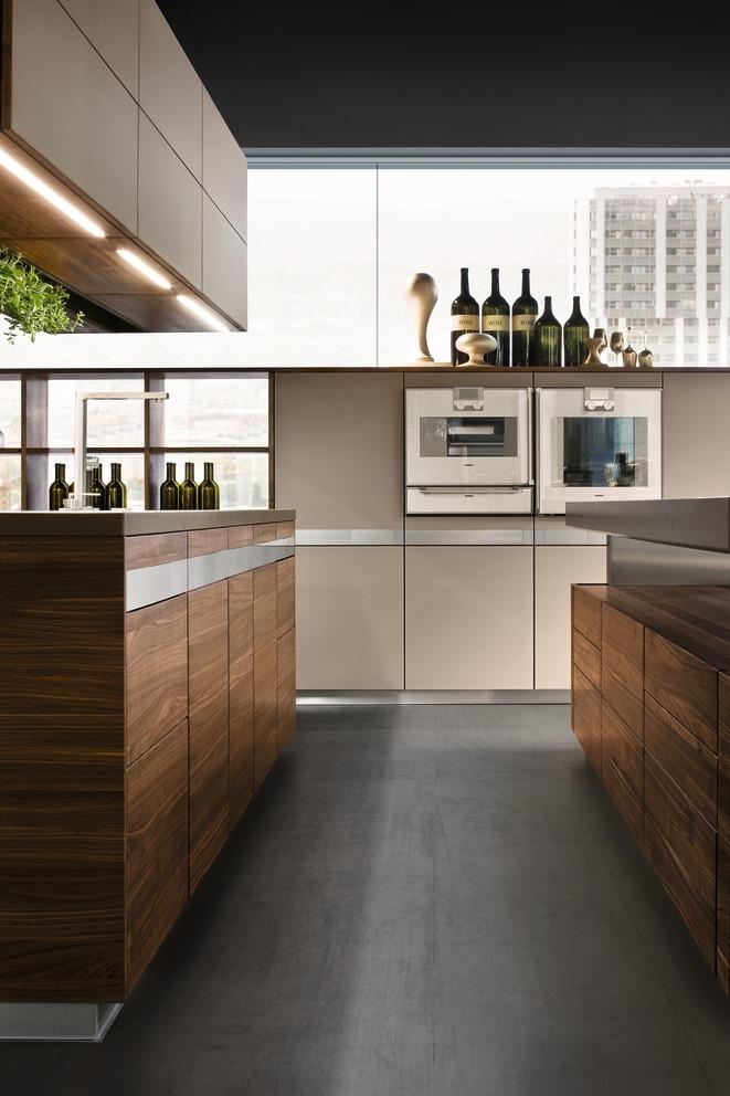 Handleless Kitchen Cabinets Brooklyn, NY