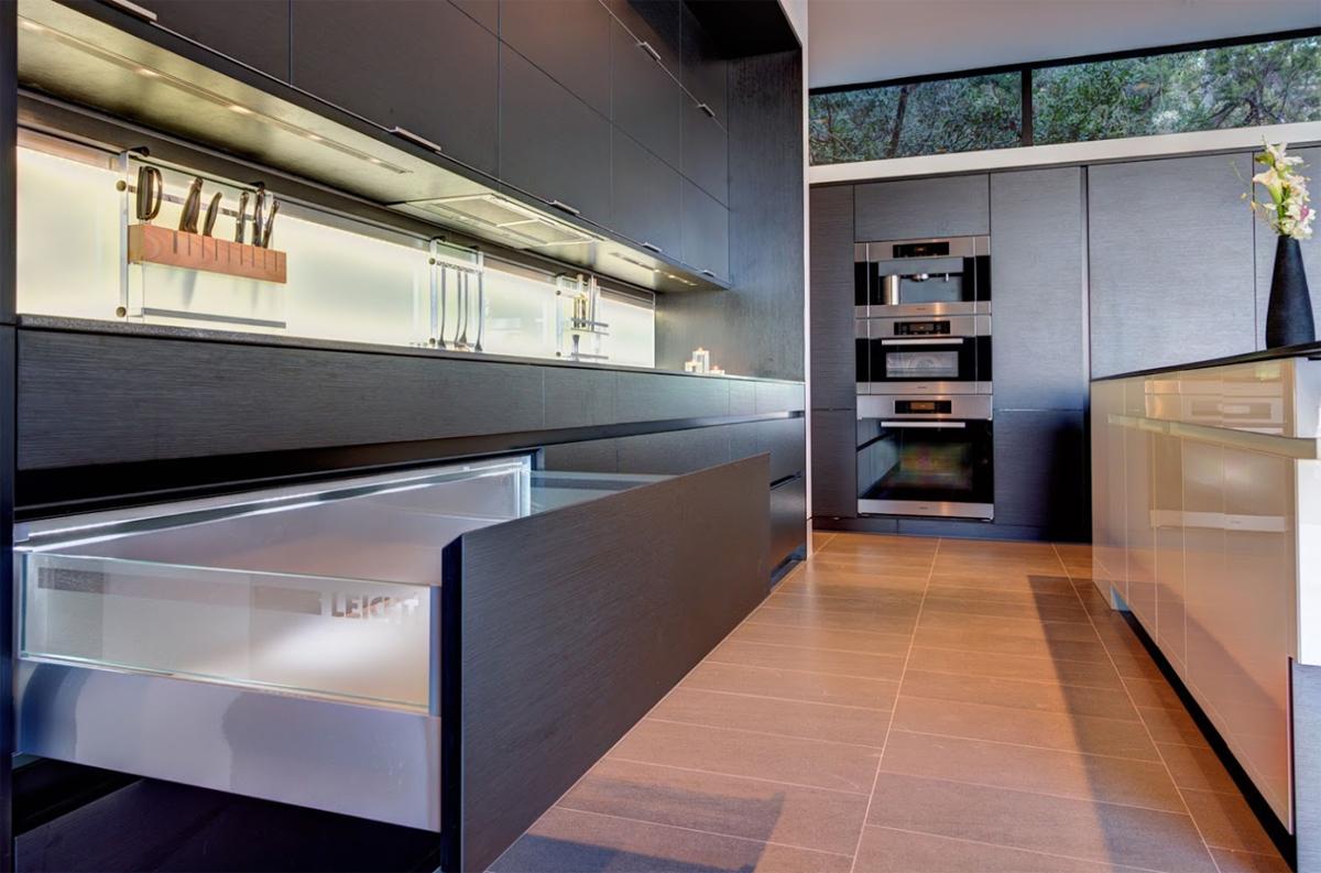 los angeles kitchen design