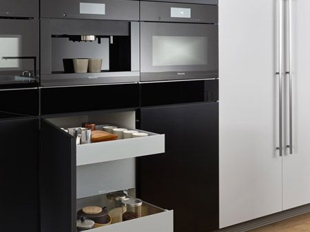 New European Kitchen Designs