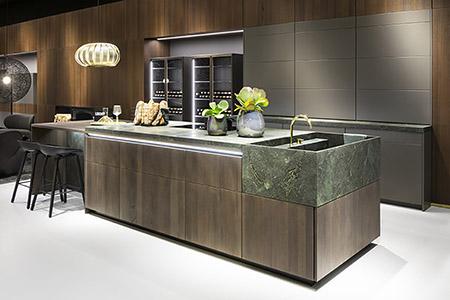 Modern Kitchens Showroom Miami