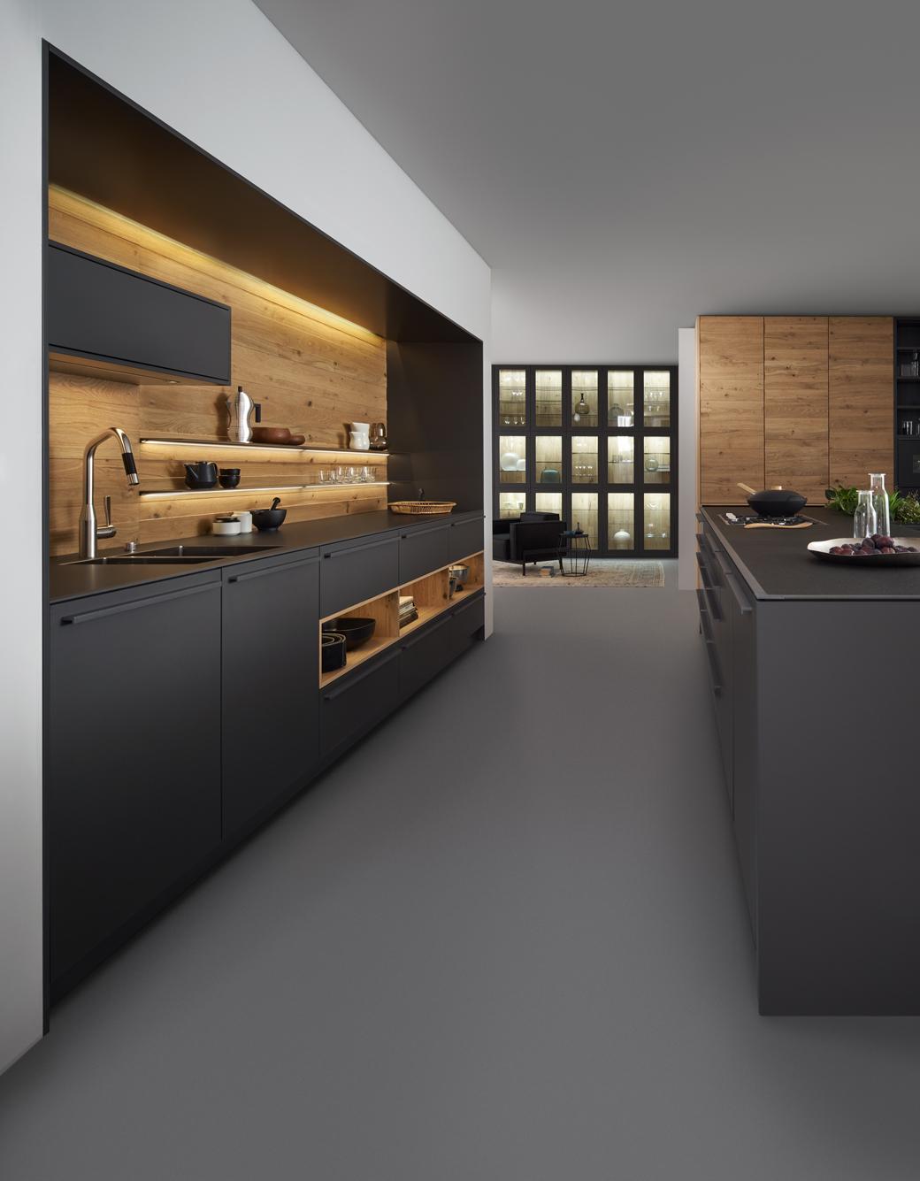 Black Kitchens Los Angeles County, CA