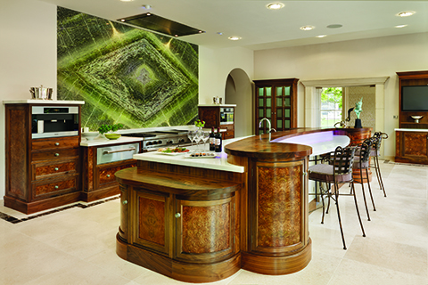 Luxurious Kitchen Cabinets