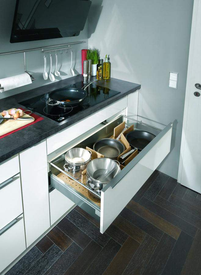 Kitchen Cabinet Accessories Manhattan