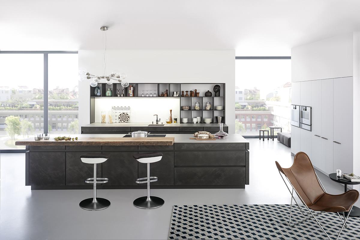 Contemporary Kitchen Cabinets in Miami, FL