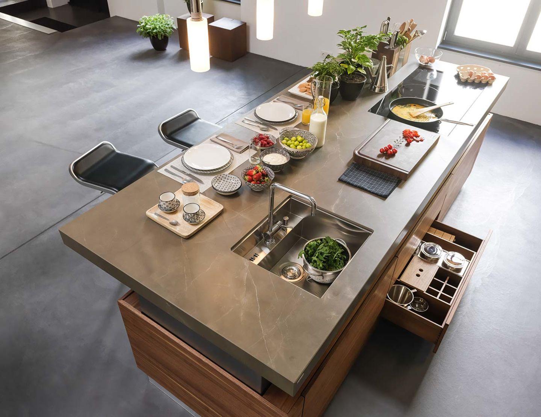 team 7 kitchens, Hause deko