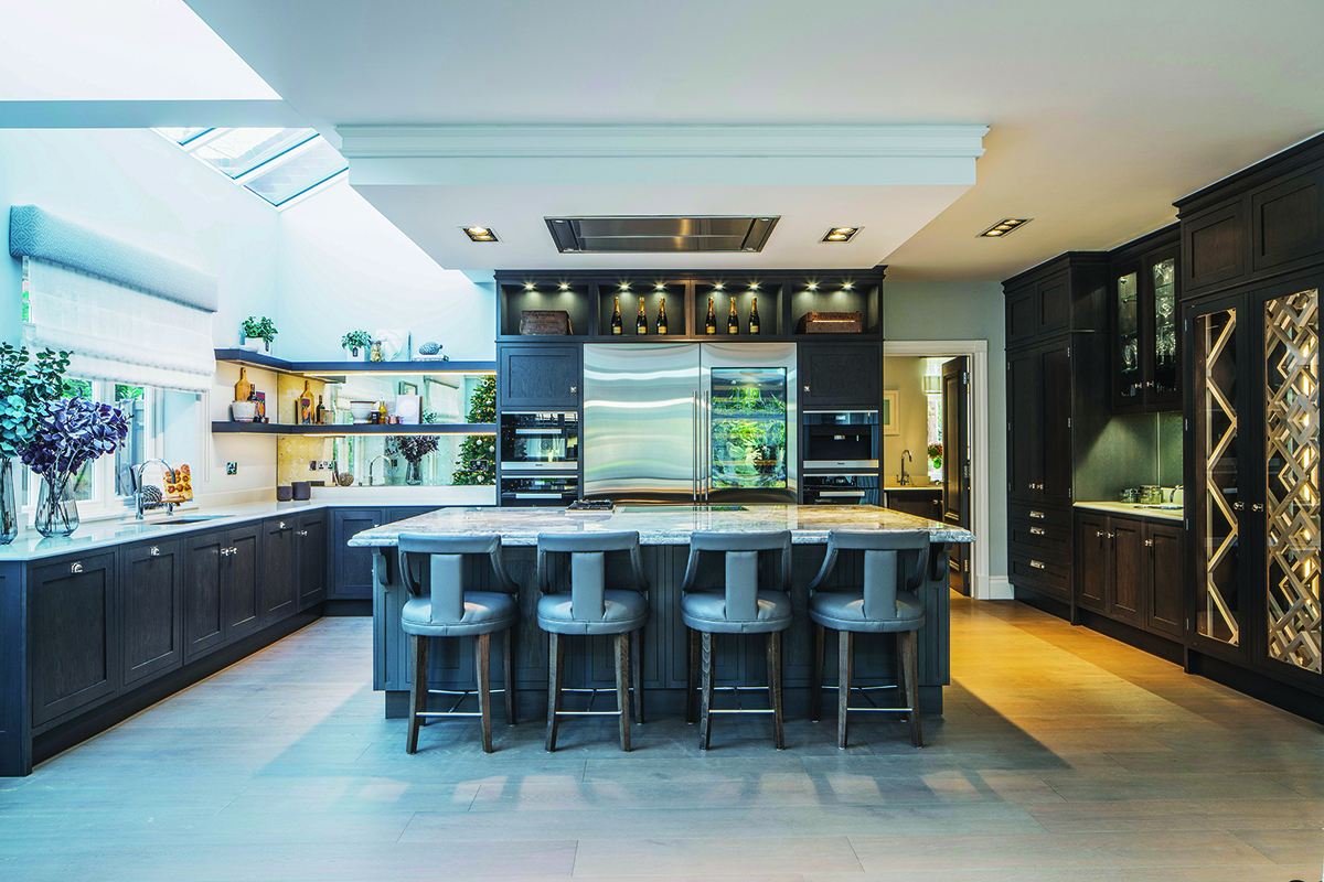 High End Kitchens In Nyc