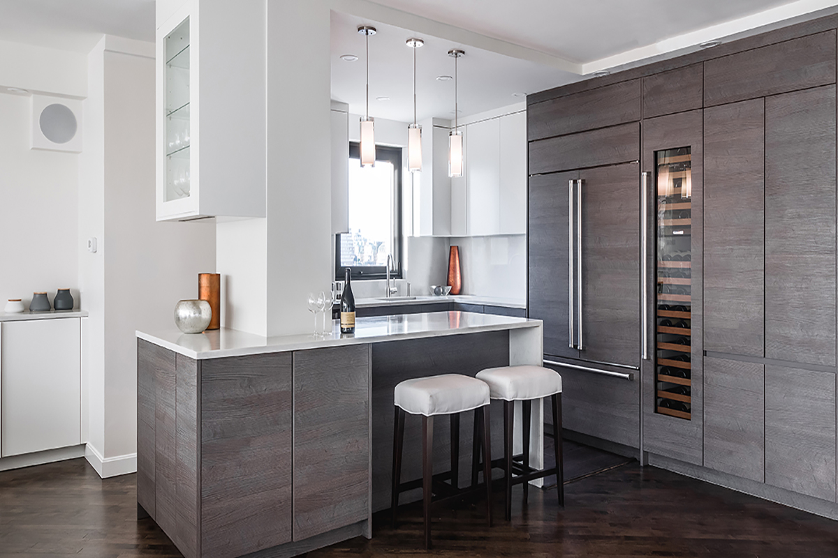 Slab Kitchen Cabinets Cook County Il