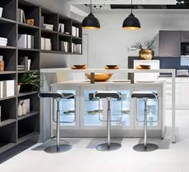 German kitchen center blog three ways to efficiently for Modern kitchen design dallas