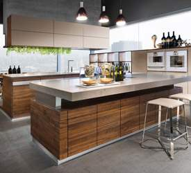 European Kitchen Cabinets In Miami