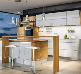 Merveilleux Modern Kitchen Cabinets In Manhattan