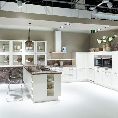 featuring innovative characteristics and adaptive approaches that conform to industry trends nobilias goal is clear to be the most efficient kitchen - Furniture In Kitchen