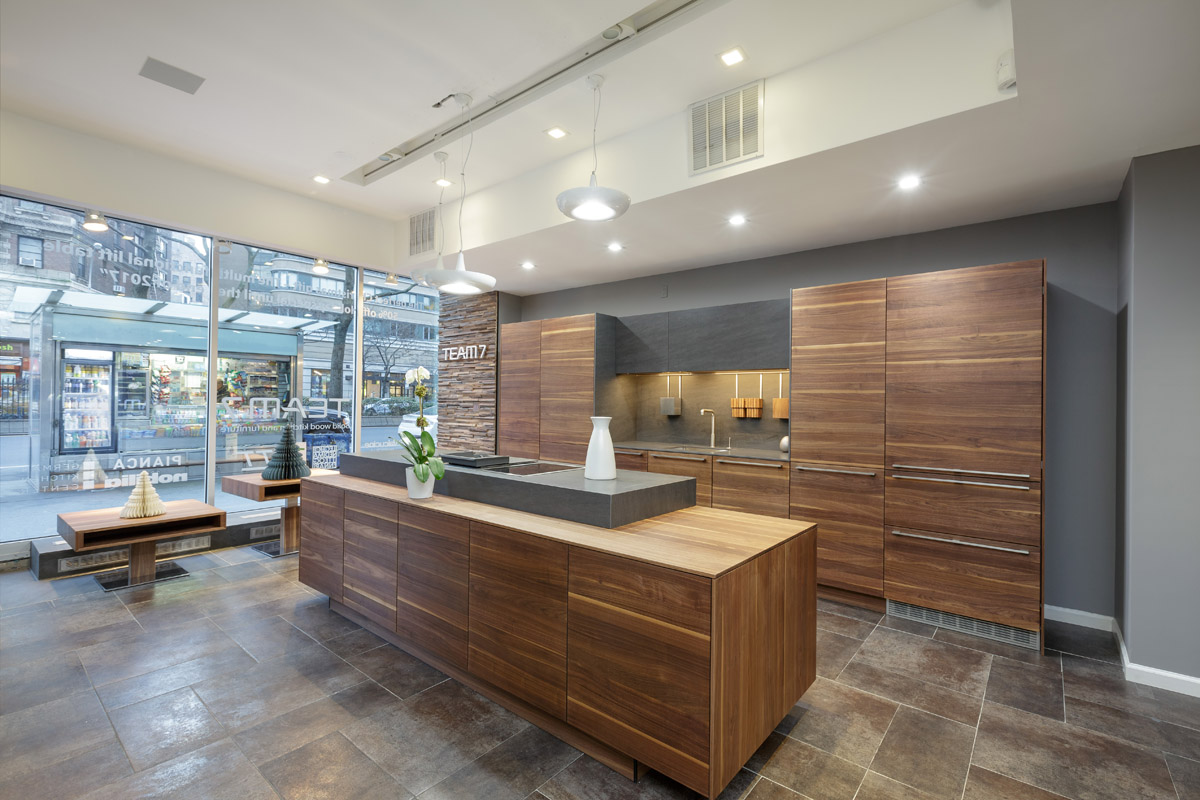 Modern Kitchens Showroom Broadway