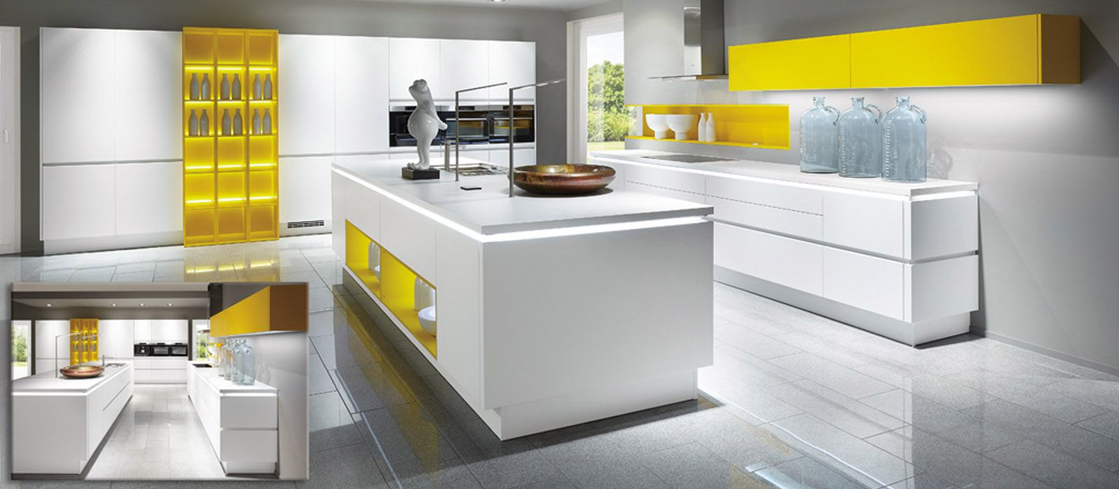 German kitchens for German kitchen cabinets