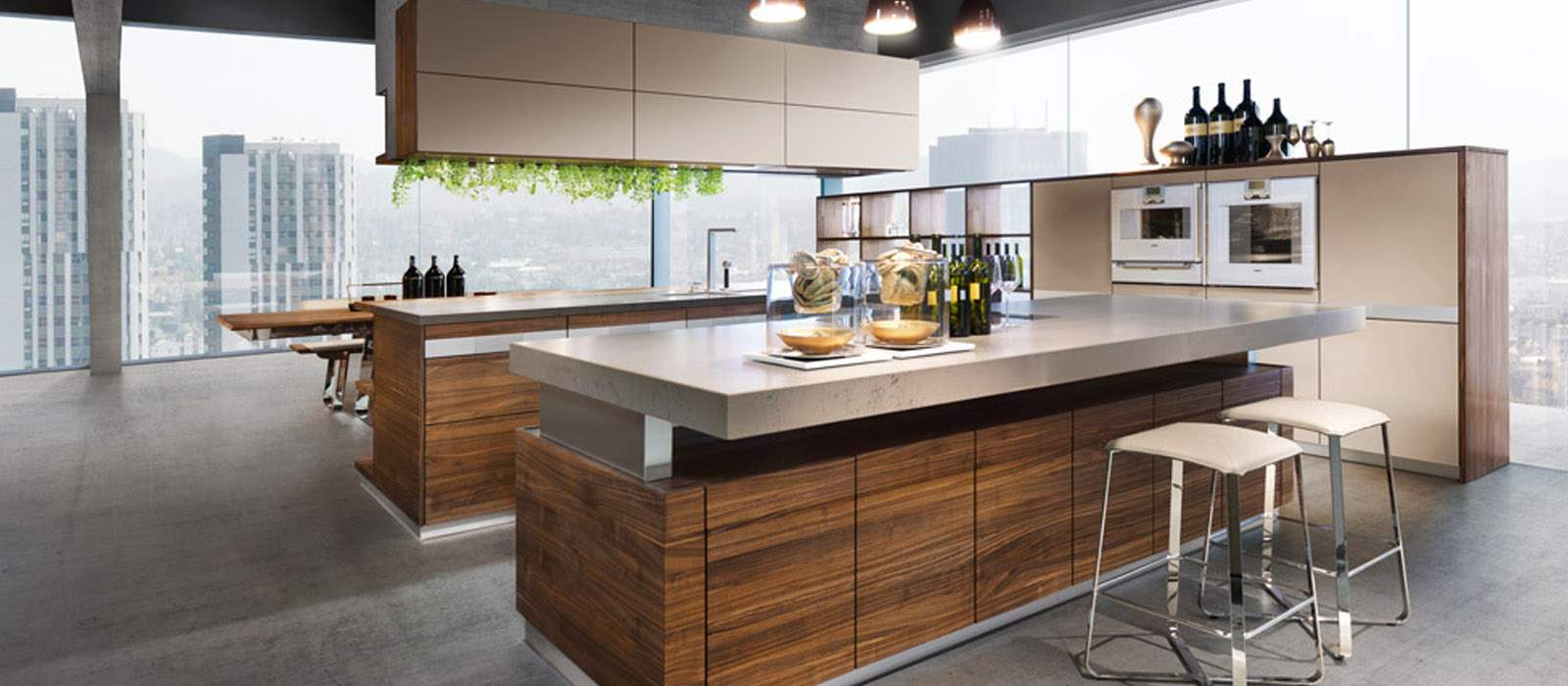 German kitchens for Modern german kitchen designs