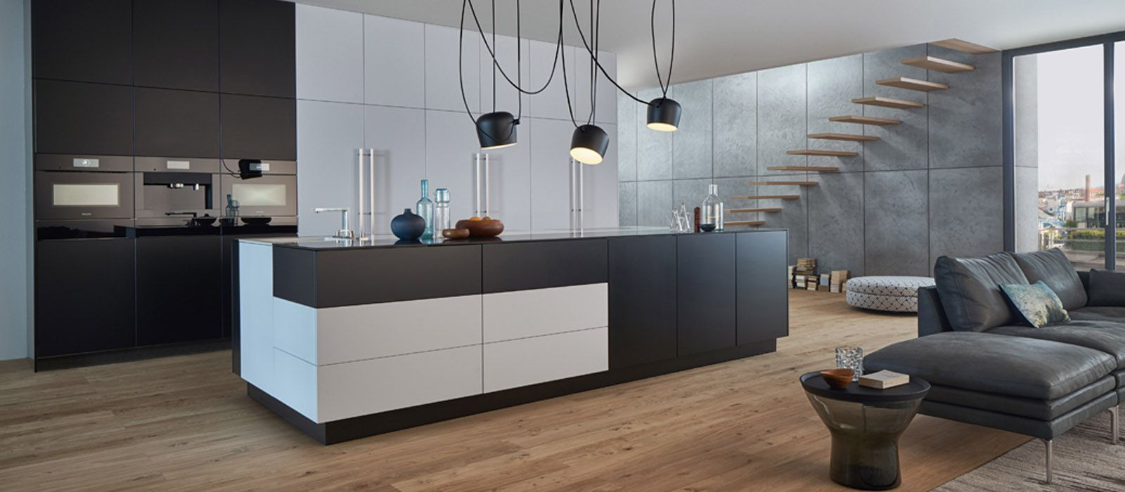 Innovative Award Winning European Kitchen Design