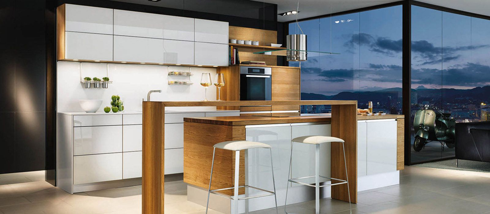Innovative Award Winning European Kitchen Design Part 66