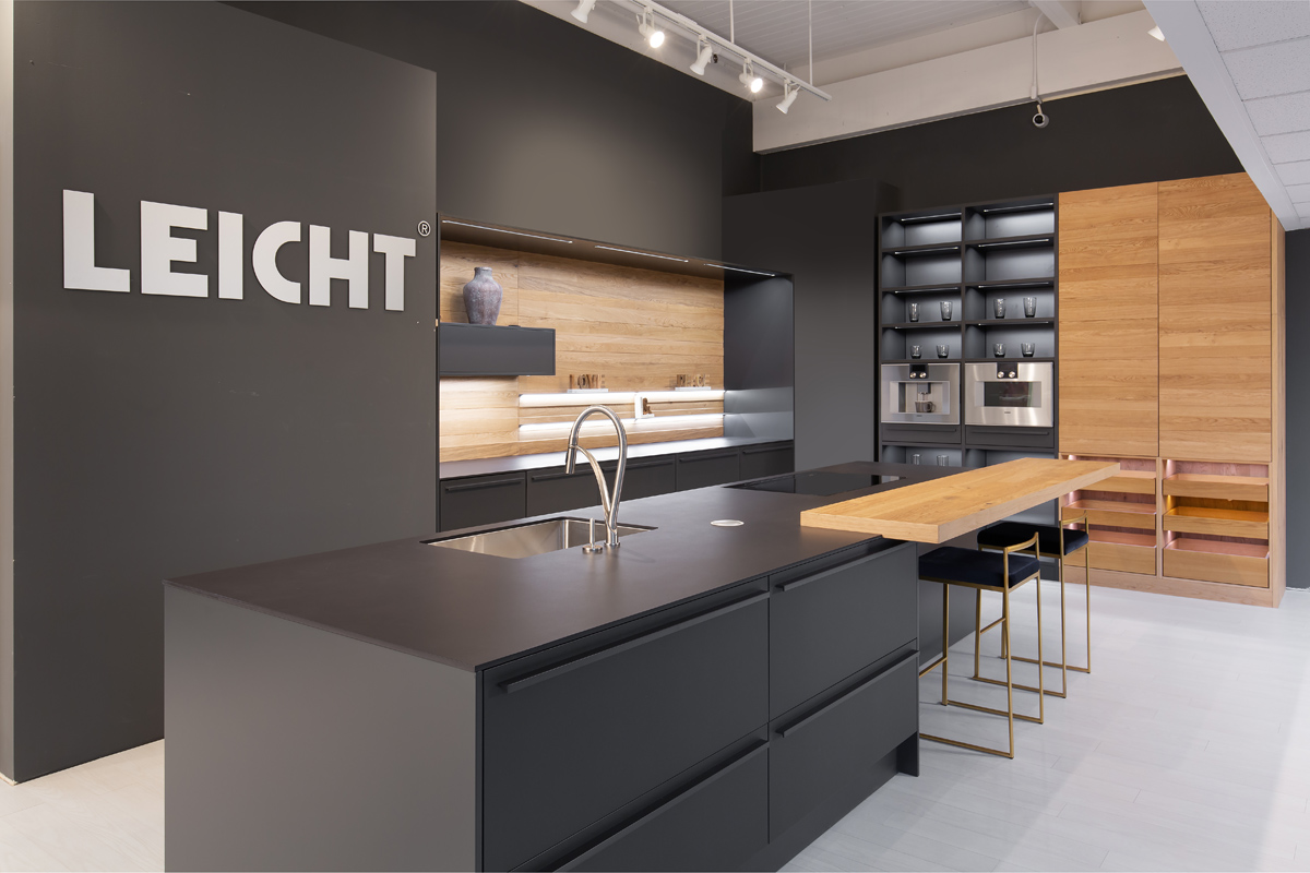 Modern Kitchens Showroom Seattle