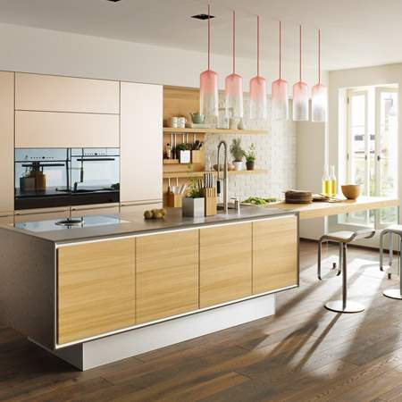 nyc modern kitchen cabinets