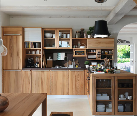 Transitional Kitchen Cabinets in NYC