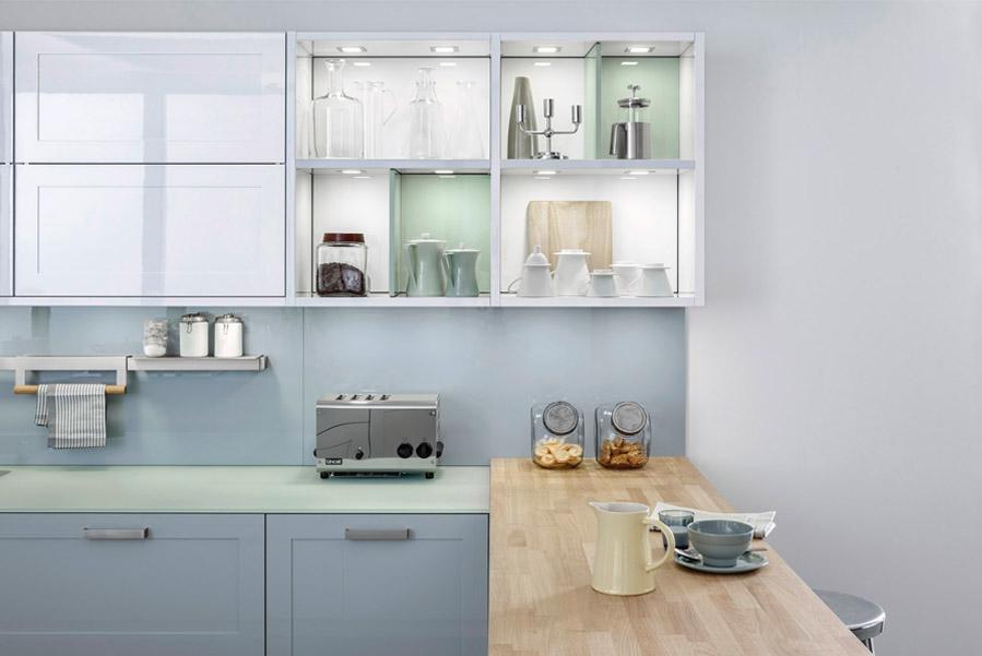 Transitional Kitchen Cabinets Kirkland Wa