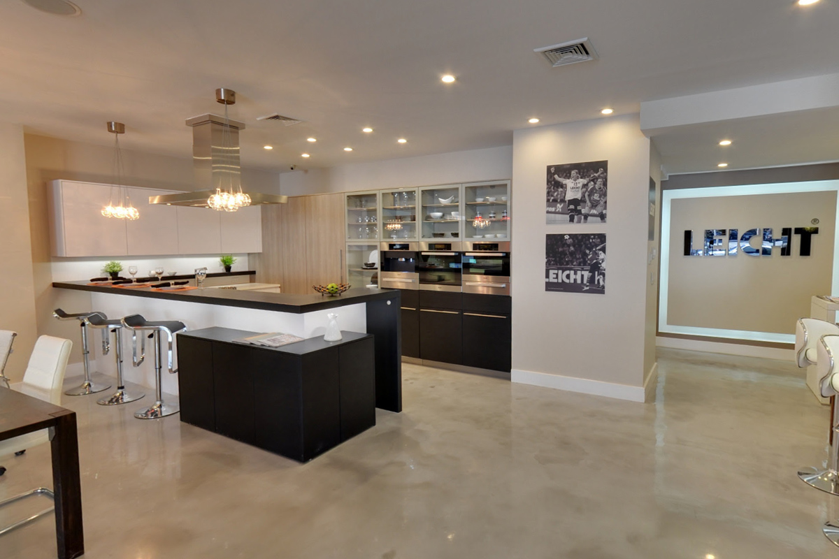 Modern Kitchens Showroom Westchester