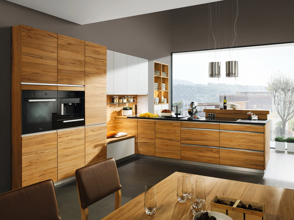 Wood Kitchens In Nyc