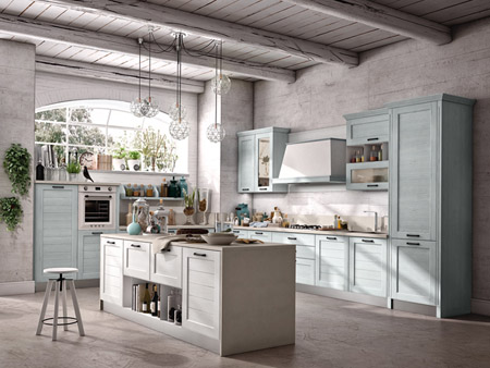 Stosa Contemporary Kitchen